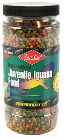 Rep Cal Growth Formula Juvenile Iguana Food alternate img #1