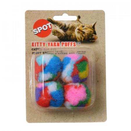 Spot Yarn Puff Balls alternate img #1