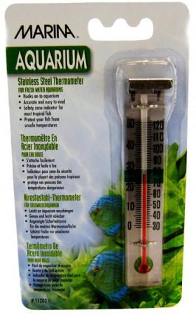 Marina Stainless Steel Thermometer alternate img #1