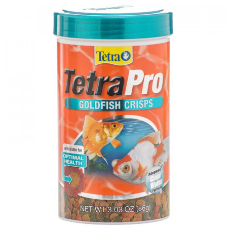 Tetra Pro Goldfish Crisps alternate img #1