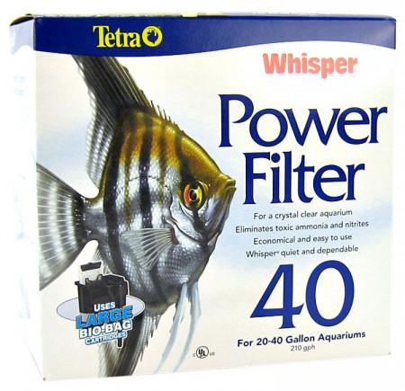 Tetra Whisper Power Filter alternate img #1