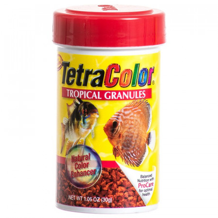 Tetra Color Tropical Granules alternate img #1