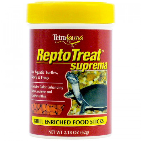 Tetrafauna ReptoTreat Suprema Reptile Food alternate img #1