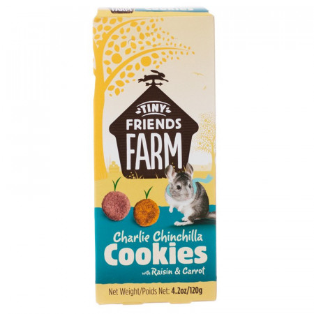 Supreme Tiny Friends Farm Charlie Chinchilla Cookies alternate img #1