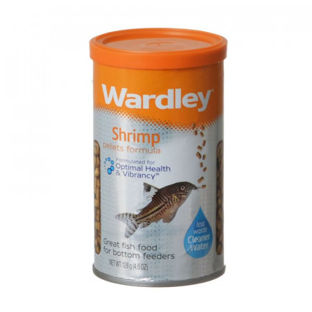 Wardley Shrimp Pellets Formula Sinking Fish Food alternate img #1