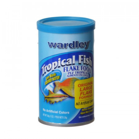 Wardley Tropical Fish Flake Food alternate img #1