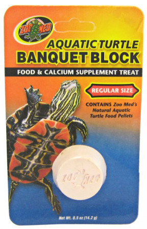 Zoo Med Aquatic Turtle Banquet Blocks alternate img #1