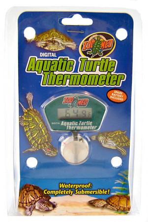 Zoo Med Digital Aquatic Turtle Thermometer alternate img #1
