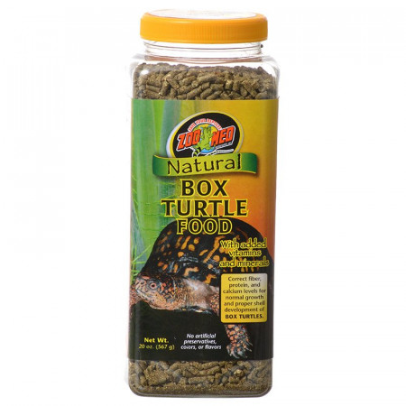 Zoo Med Natural Box Turtle Food alternate img #1