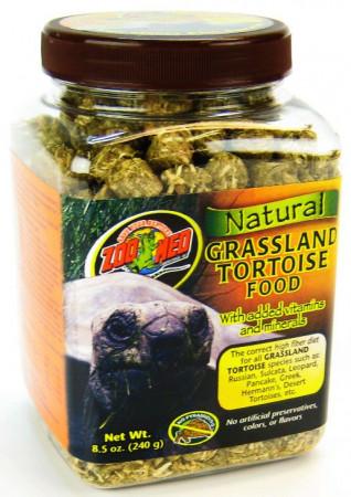 Zoo Med Natural Grassland Tortoise Food alternate img #1