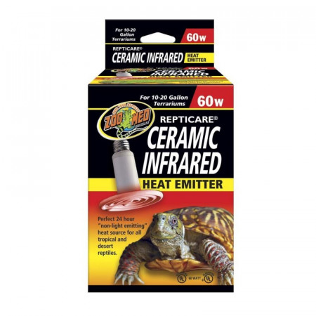 Zoo Med ReptiCare Ceramic Infrared Heat Emitter alternate img #1