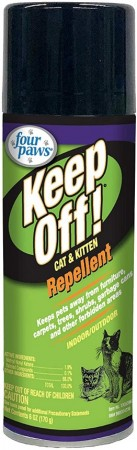 Four Paws Keep Off Indoor and Outdoor Cat and Kitten Repellent alternate img #1