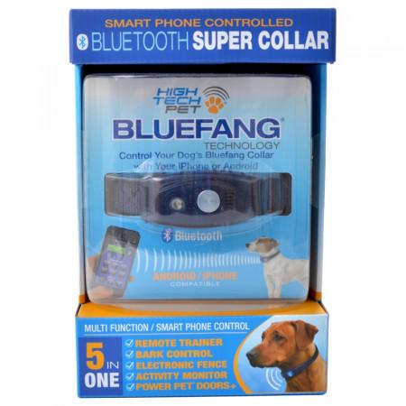 High Tech Pet BlueFang 5-in-1 Super Collar alternate img #1