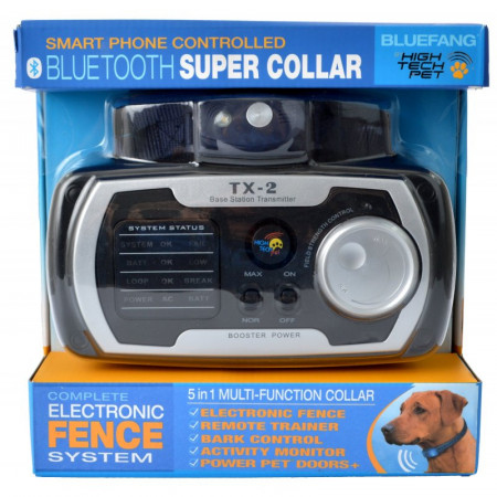 High Tech Pet X-30 BlueFang 5-in-1 Electronic Dog Fence alternate img #1