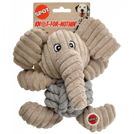 Spot Knot for Nothin Squeak Dog Toy Assorted Styles alternate img #1
