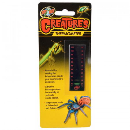 Zoo Med Creatures Thermometer alternate img #1