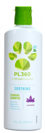 PL360 Soothing Foaming Shampoo - Lavender Scent alternate img #1