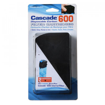 Cascade 600 Disposable Carbon Filter Cartridges alternate img #1