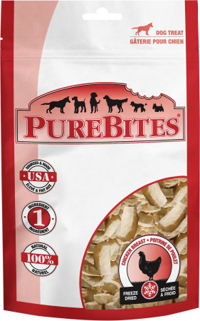 PureBites Chicken Breast Freeze Dried Dog Treats alternate img #1