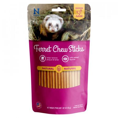 N-Bone Ferret Chew Chew Sticks - Chicken Flavor alternate img #1