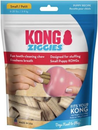 KONG Ziggies Puppy Recipe Small alternate img #1