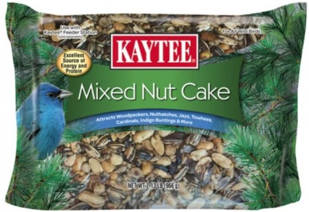 Kaytee Wild Bird Energy Cake With Mixed Nuts  alternate img #1
