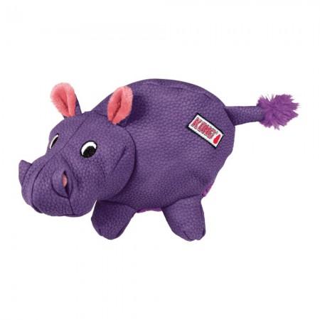 KONG Phatz Dog Toy - Hippo alternate img #2