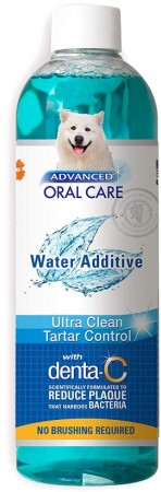 Nylabone Advanced Oral Care Water Additive Ultra Clean Tartar Control for Dogs alternate img #1