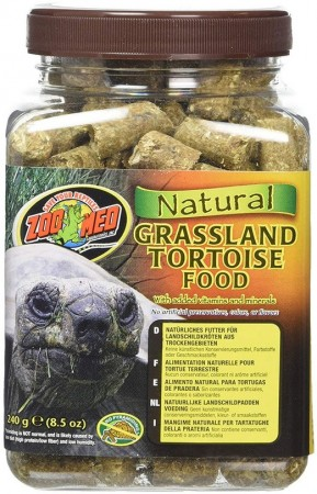 Zoo Med Natural Grassland Tortoise Food alternate img #1