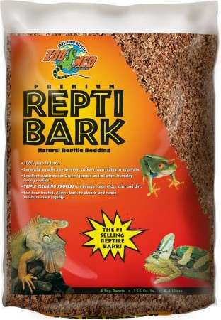 Zoo Med Premium Repti Bark Natural Reptile Bedding alternate img #1