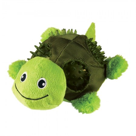 KONG Shells Textured Dog Toy - Turtle alternate img #2