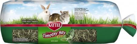 Kaytee Timothy Hay Plus Mint alternate img #1