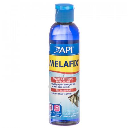 API MelaFix Antibacterial Fish Remedy alternate img #1
