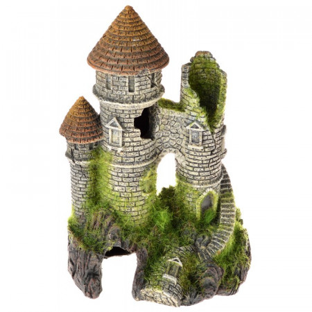 Blue Ribbon Exotic Environments Mountain Top Citadel with Moss alternate img #1