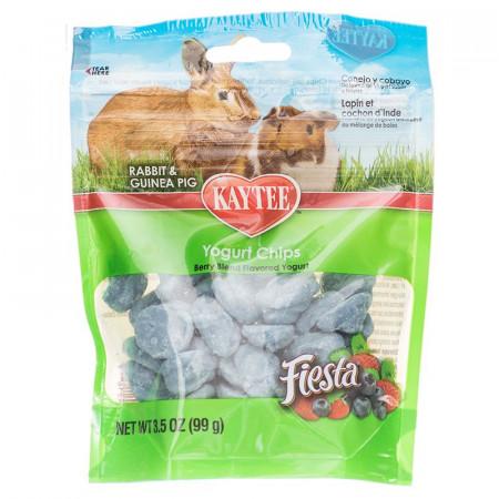 Kaytee Fiesta Rabbit / Guinea Pig Berry Yogurt Chips alternate img #1