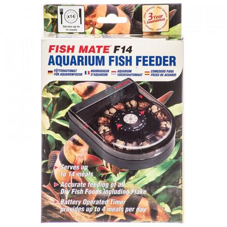 Fish Mate F14 Aquarium Fish Feeder alternate img #1
