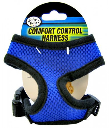 Four Paws Comfort Control Harness - Blue alternate img #1