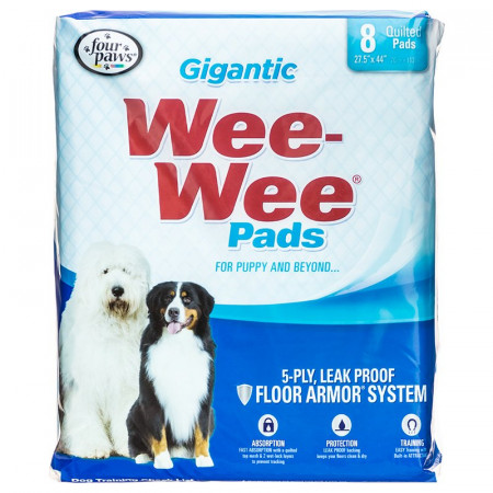Four Paws Gigantic Wee Wee Pads alternate img #1