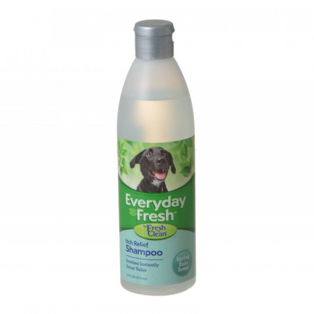 Fresh 'n Clean Everyday Fresh Itch Relief Dog Shampoo - Spring Rain Scent alternate img #1