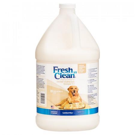Fresh 'n Clean Oatmeal 'n Baking Soda Shampoo 15:1 Concentrate - Tropical Breeze Scent alternate img #1
