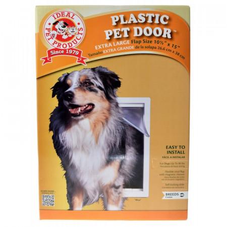Ideal Pet Plastic Pet Door alternate img #1