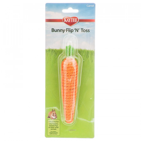 Kaytee Bunny Flip N Toss Toy alternate img #1