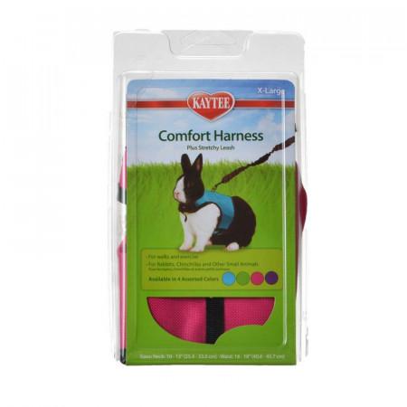 Kaytee Comfort Harness Plus Stretchy Leash Assorted Colors alternate img #1