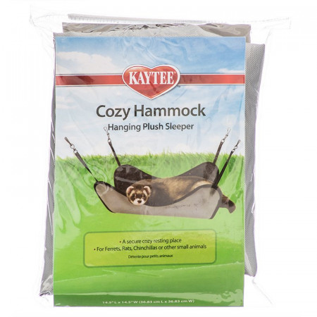 Kaytee Cozy Hammock Hanging Plush Sleeper alternate img #1
