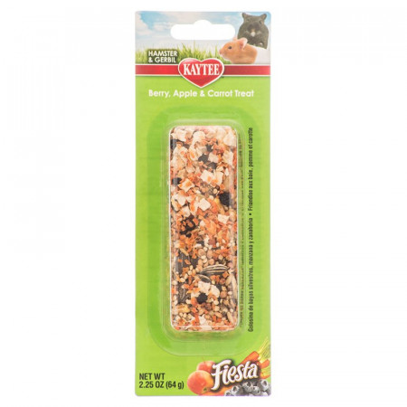 Kaytee Fiesta Berry, Apple and Carrot Treat Stick alternate img #1