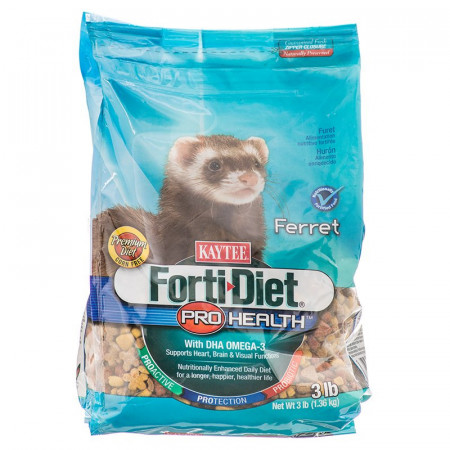 Kaytee Forti Diet Pro Health Healthy Support Diet - Ferret alternate img #1