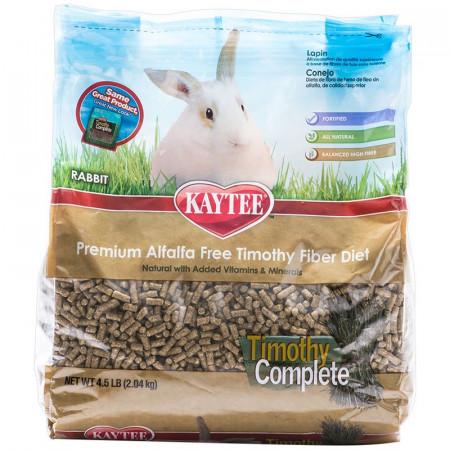 Kaytee Timothy Complete Rabbit Food alternate img #1