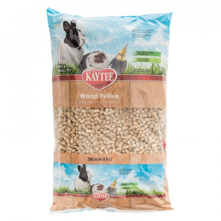 Kaytee Wood Pellets Pet Bird & Small Animal Litter alternate img #1