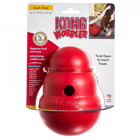 KONG Wobbler Dog Toy alternate img #1