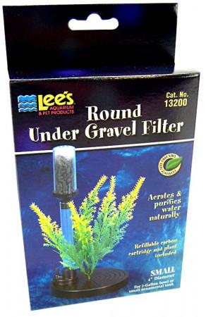Lees Under Gravel Filter for Fish Bowls alternate img #1